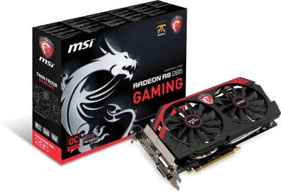 MSI AMD/ATI R9 285 Gaming 2g 2 GB GDDR5 Graphics Card