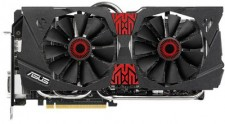 Asus NVIDIA Strix GTX 980 4 GB 4 GB GDDR5 Graphics Card