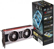 XFX AMD/ATI R7850 2 GB DDR5 Graphics Card