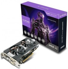 Sapphire AMD/ATI Radeon R9 270X with Boost OC 4 GB DDR5 Graphics Card
