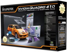 Leadtek NVIDIA Quadro 410 512 MB DDR3 Graphics Card