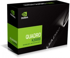 Leadtek NVIDIA Quadro K2000D 2 GB DDR5 Graphics Card
