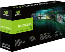 Leadtek NVIDIA Quadro NVS510 2 GB DDR3 Graphics Card