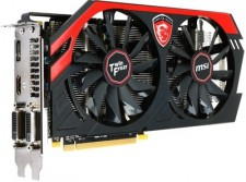MSI AMD R9 270 Gaming 2 GB GDDR5 Graphics Card
