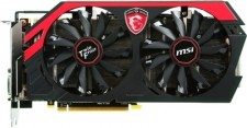 MSI NVIDIA N760-2GD5T/OC 2 GB GDDR5 Graphics Card