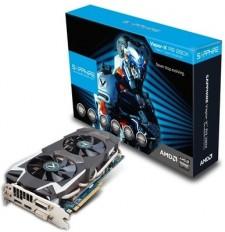 Sapphire AMD/ATI R9 280X 3G GDDR5 PCI-E DVI-I/DVI-D/HDMI/DP Vapor-X OC Version (UEFI) 3 GB DDR5 Graphics Card
