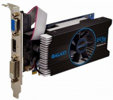 Galaxy NVIDIA GeForce GTX 750 OC 2 GB GDDR5 Graphics Card