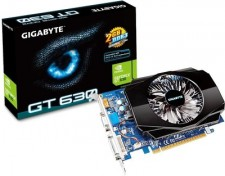 Gigabyte NVIDIA GV-N630-2GI HD Experience Series 2 GB DDR3 Graphics Card
