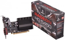 XFX XFX HD 5450 (HM) 512 MB DDR3 Graphics Card