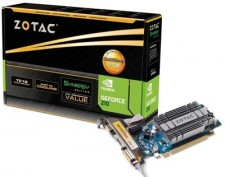 ZOTAC NVIDIA SYNERGY Edition TC1G 1 GB DDR3 Graphics Card